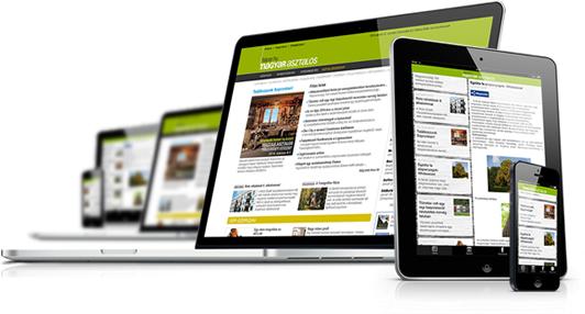 A faipar.hu már iOS-en és Androidon is elérhető!